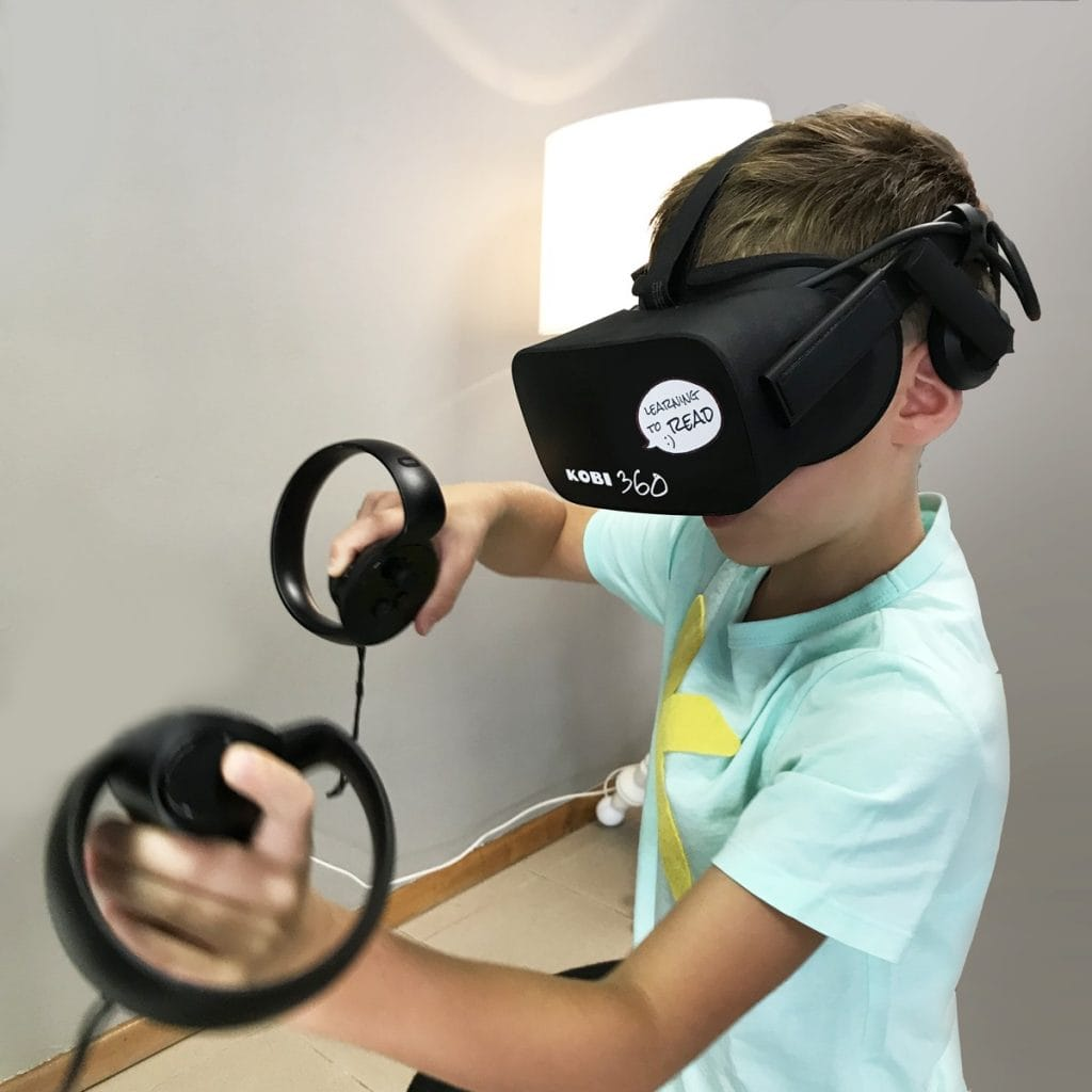 KOBI360 Experience the thrill of immersive learning