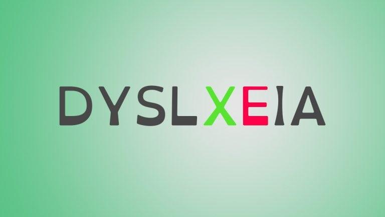 Kobi Dysleixa Dyslexia Reversed Letters