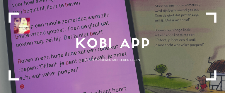 KOBI review door Meester Sander