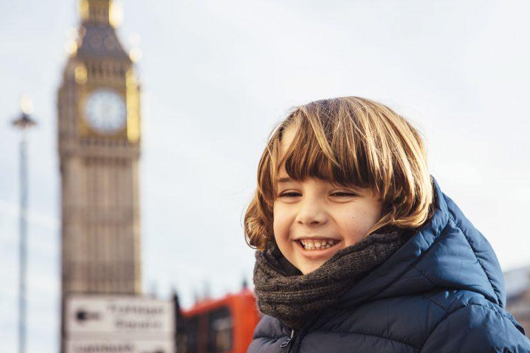 KOBI uporabljajo tudi otroci v Angliji