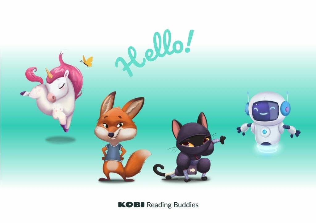 KOBI Reading buddies