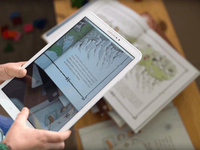 KOBI dyslexia app - Book Scanner